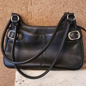 Handbags - Black Satchel Purse